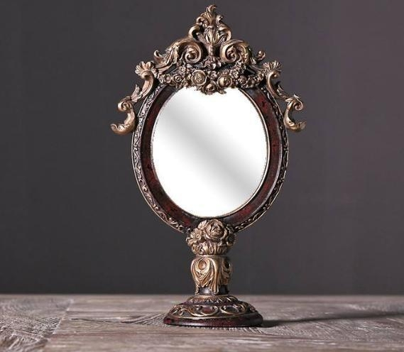 古老的镜子