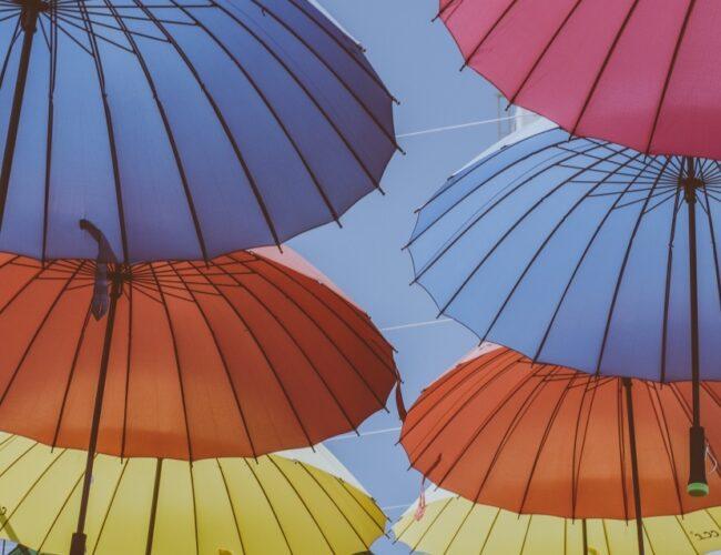 心中的那把伞
