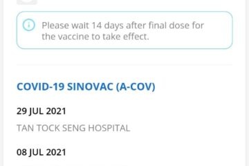 三针疫苗-Mission Completed