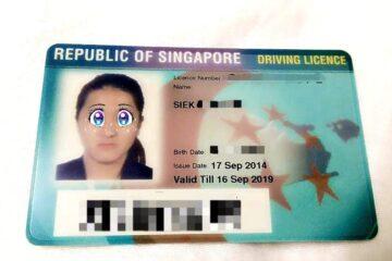 怎么convert成新加坡驾驶执照?